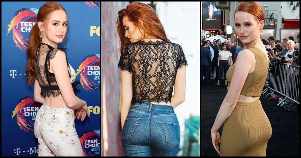 49 Hottest Madelaine Petsch Big Butt Pictures Are Just Too Damn