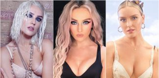 49 Hottest Perrie Edwards Boobs Pictures Will Rock Your World