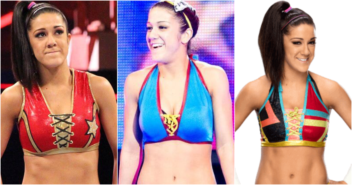 61 Sexy Bayley Boobs Pictures Will Rock The WWE Fan Inside