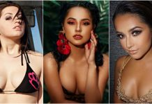 49 Sexy Becky G Boobs Pictures Will Make You Fantasize Her