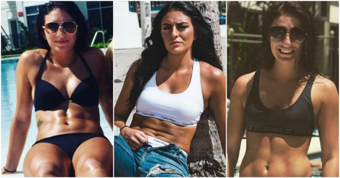 49 Sexy Daria Berenato WWE Boobs Pictures Which Will Make You Fall In Love With Her