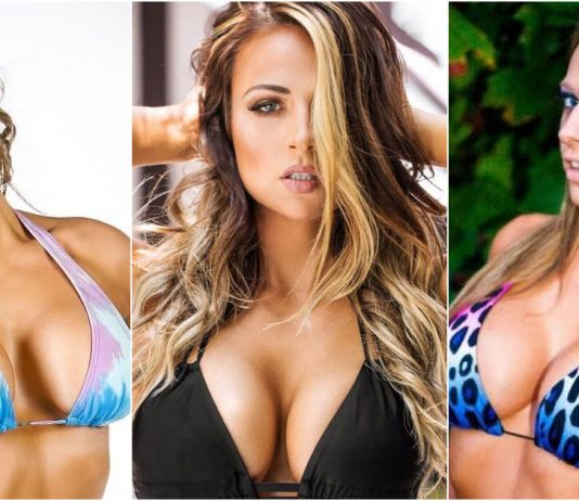49 Sexy Emma aka Tenille Dashwood WWE Boobs Pictures Which Will Make You Her Biggest Fan