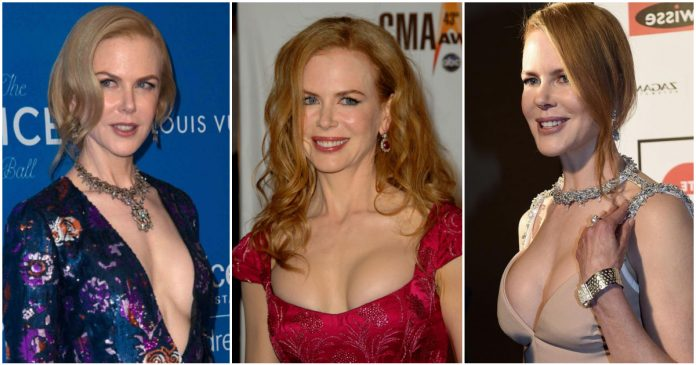 49 Sexy Nicole Kidman Boobs Pictures That Are Sure To Make You Her Biggest Fan