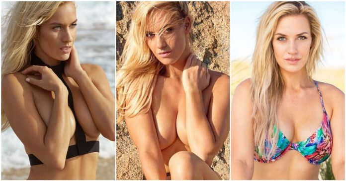 49 Sexy Paige Spiranac Boobs Pictures Will Will Make Your Mouth Water