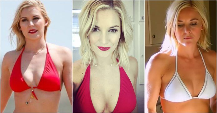 49 Sexy Renee Young Boobs Pictures Will Boil Your Blood With Fire And Passion For This WWE Diva