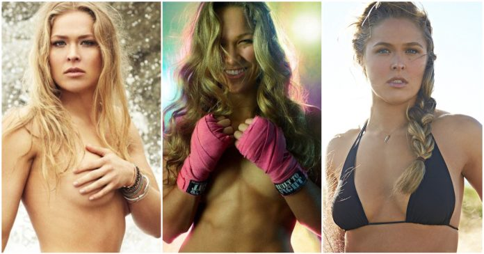 49 Sexy Ronda Rousey Boobs Pictures That Are Here To Rock Your World