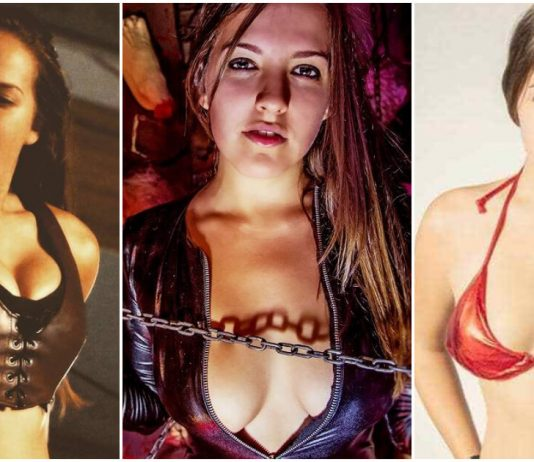 49 Sexy Sarah Logan Boobs Pictures Show Off WWE Diva's Sexy Body
