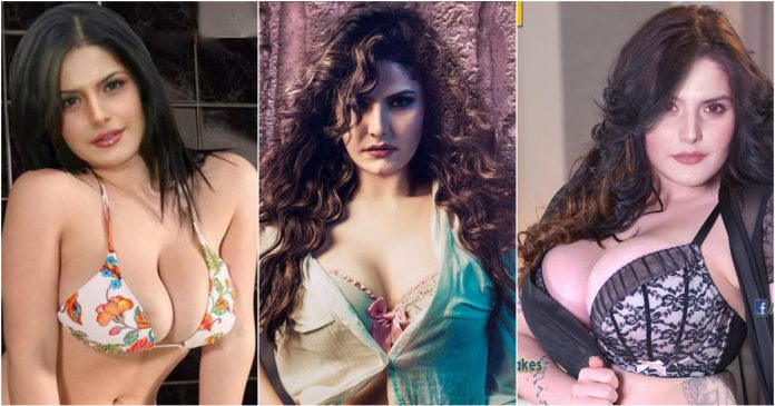 49 Sexy Zareen Khan Boobs Pictures Are Really Mesmerising And Beautiful
