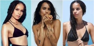 49 Sexy Zoë Kravitz Boobs Pictures Which Are Sure to Catch Your Attention