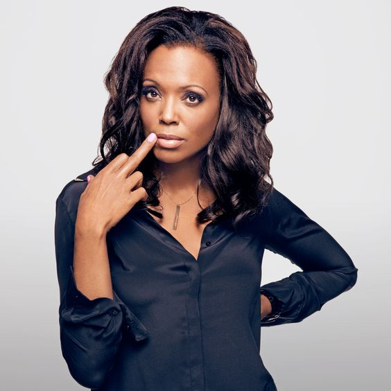 Aisha Tyler Beautiful Lips
