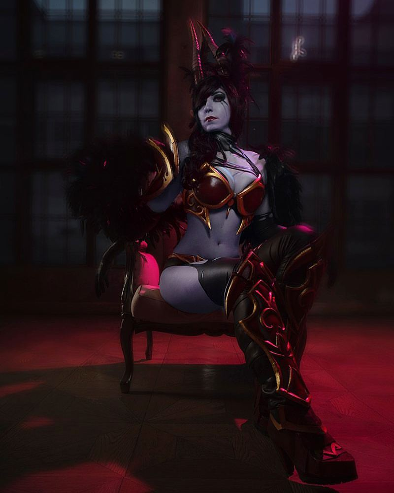 Akasha Queen of Pain awesome pic (2)