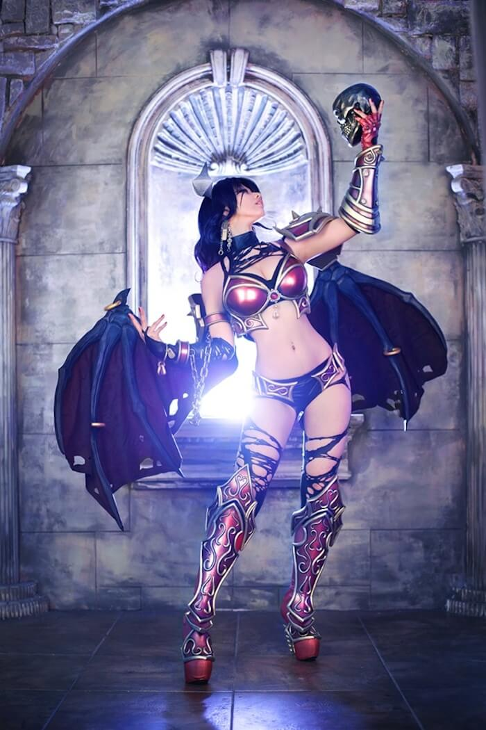 Akasha Queen of Pain awesome picture
