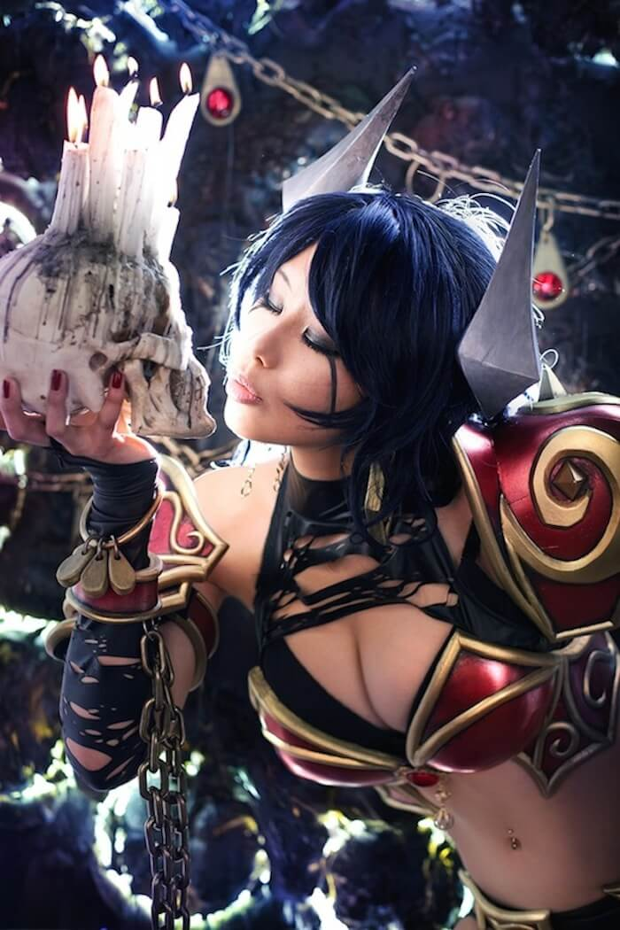 Akasha Queen of Pain awesome pictures