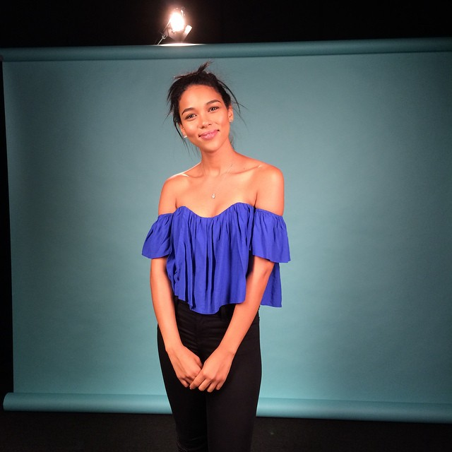 Alexandra Shipp Beautifull Dress