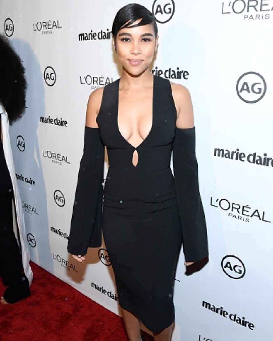 Alexandra Shipp on Awards