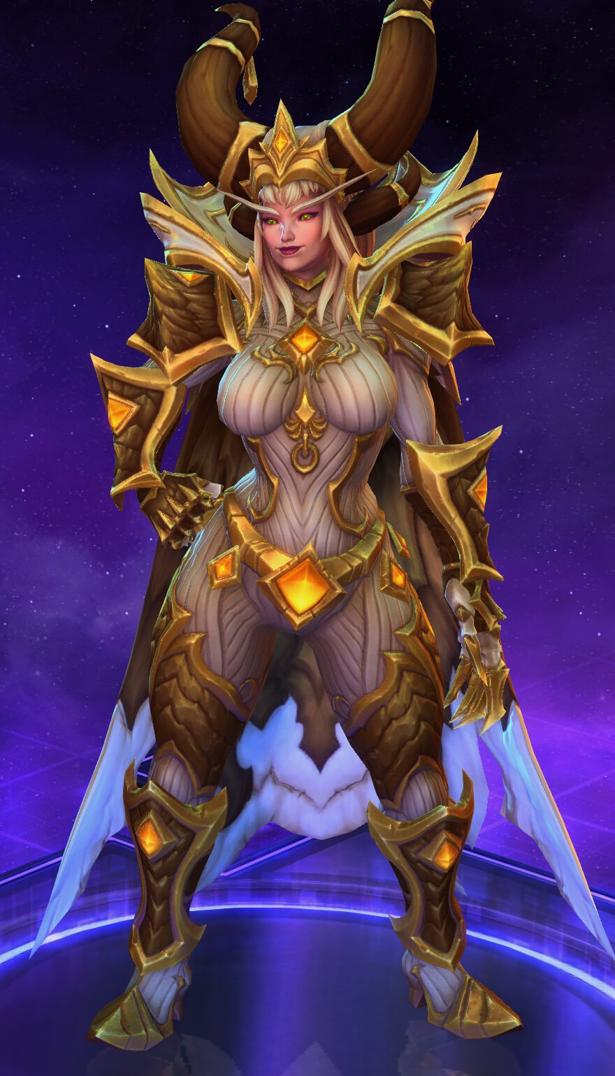 Alexstrasza hot busty photo
