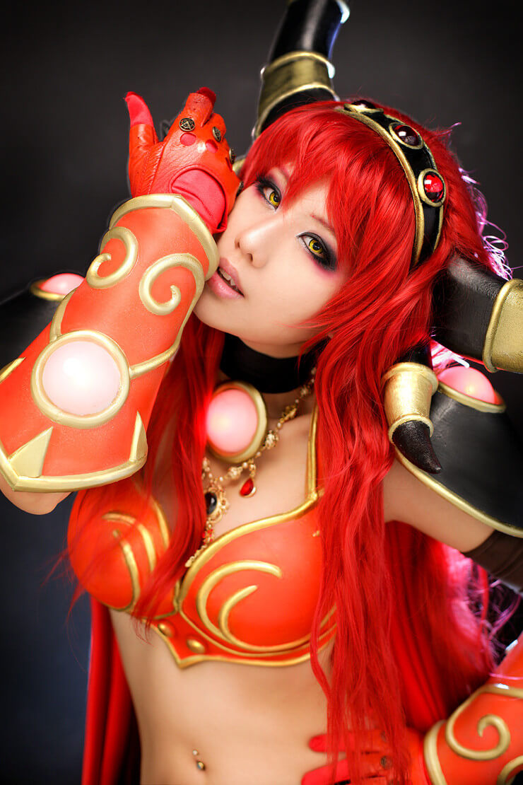 Alexstrasza hot cleavages