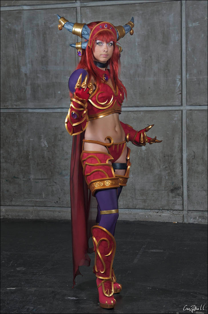 Alexstrasza hot side photo