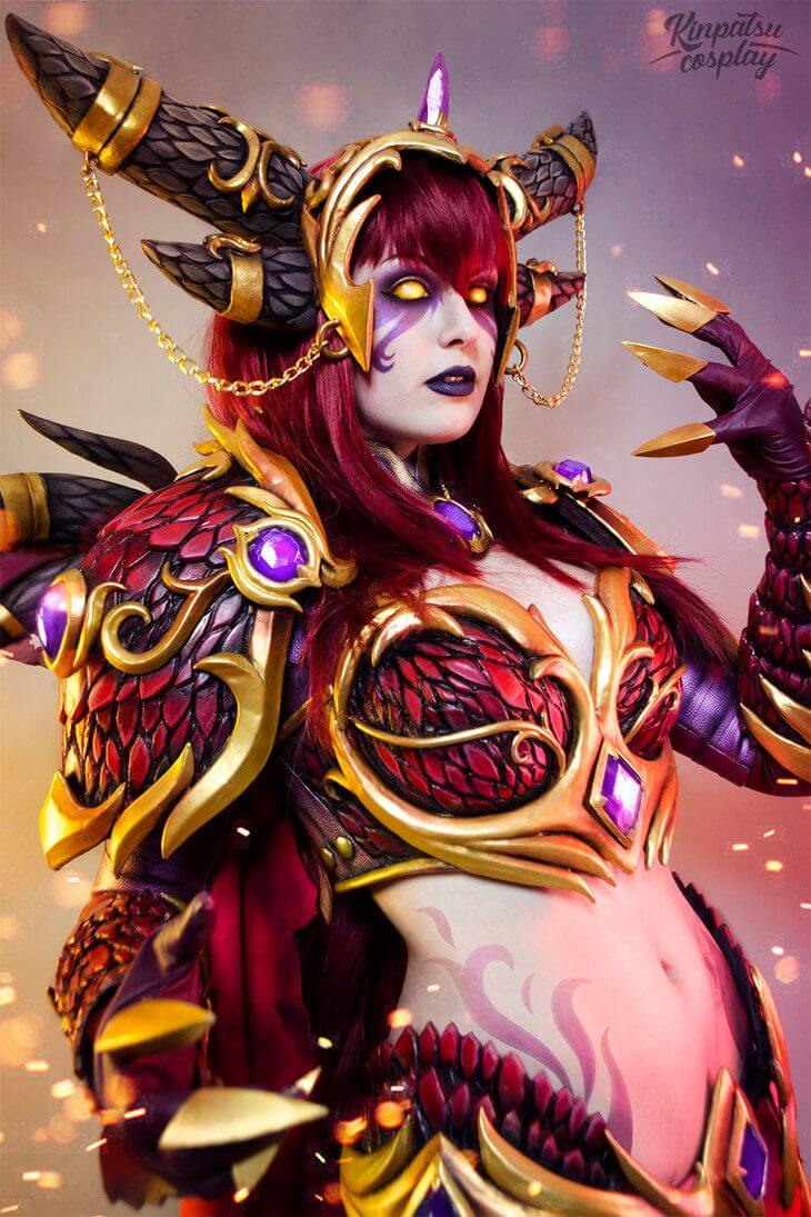 Alexstrasza hot side photos