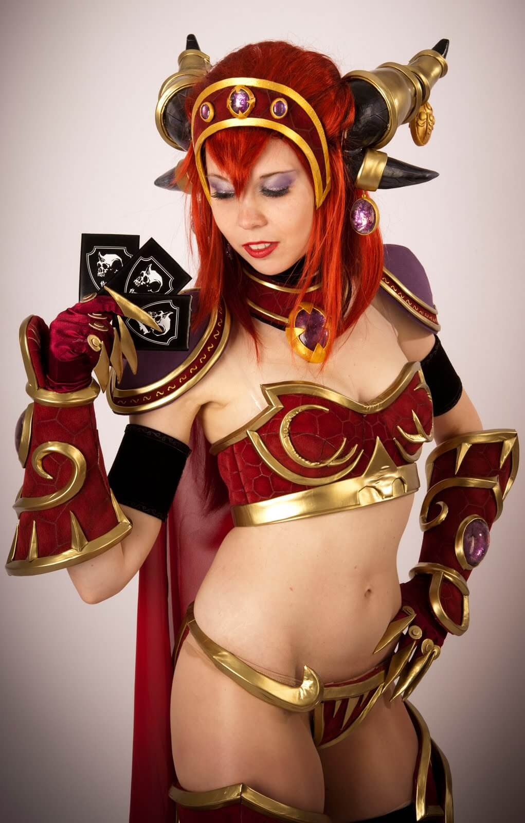 Alexstrasza sexy boobs
