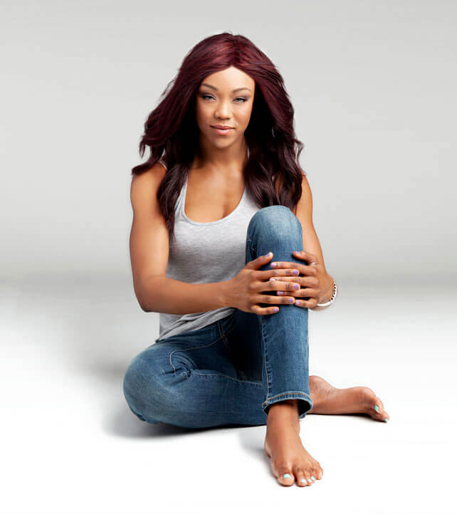 Alicia Fox awesome