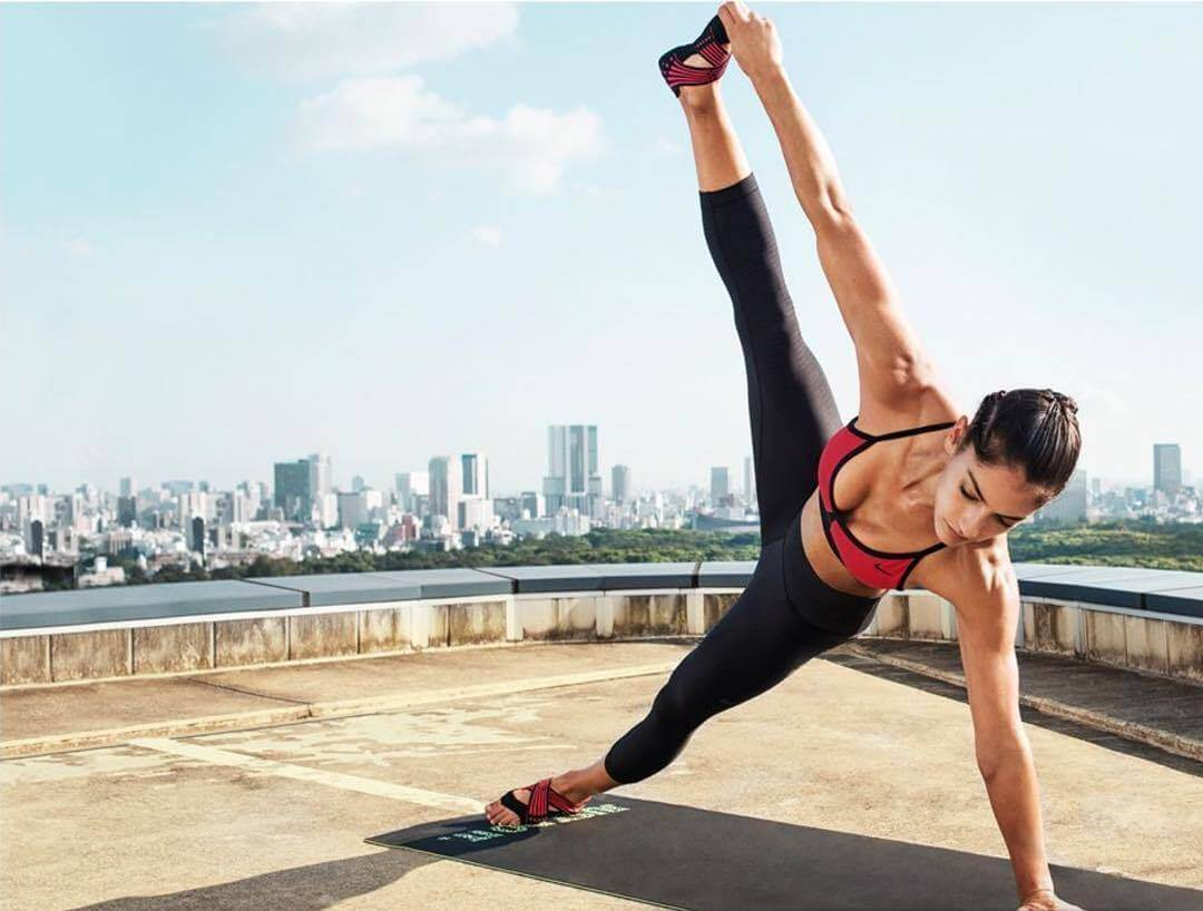 Allison Stokke Exercise