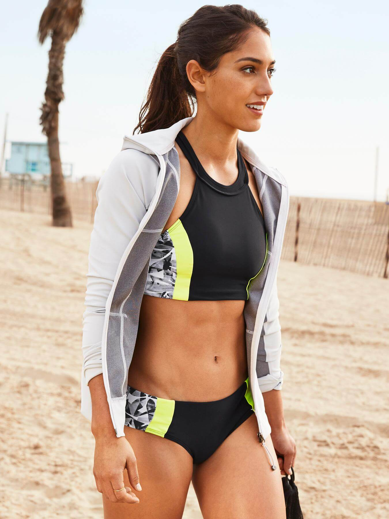 Allison Stokke Photoshoot