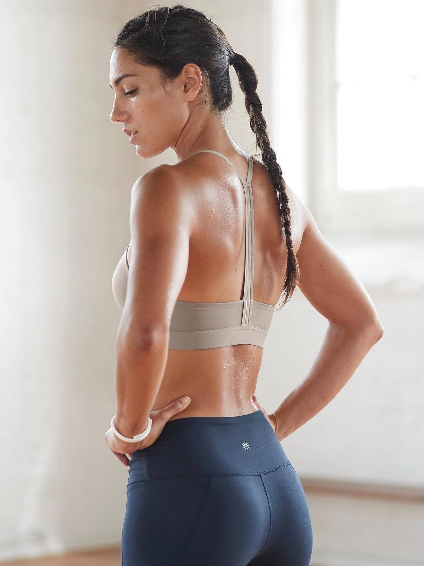 Allison Stokke Sexy Back