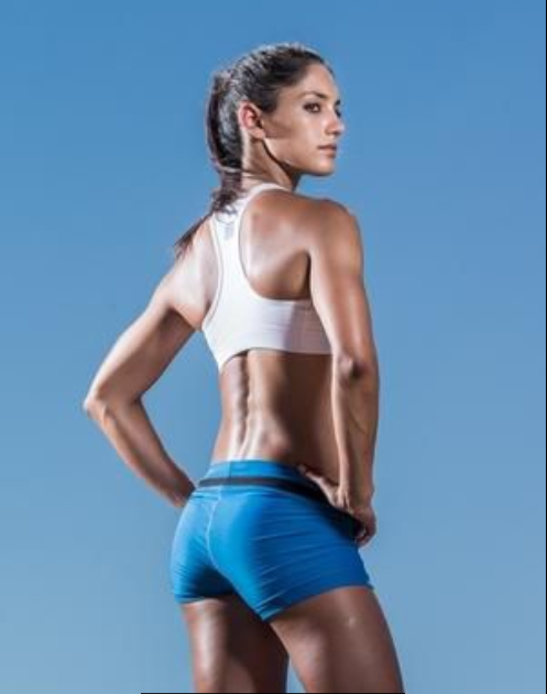 Allison Stokke Sexy Butt