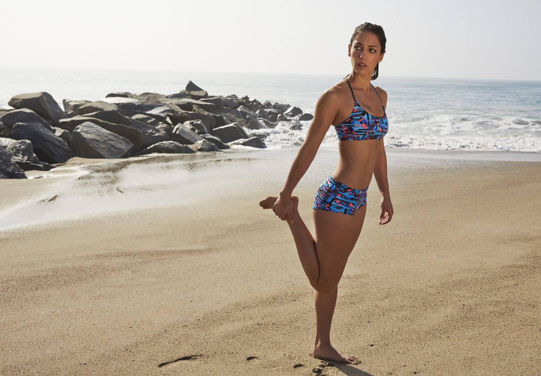 Allison Stokke on Beach Pics
