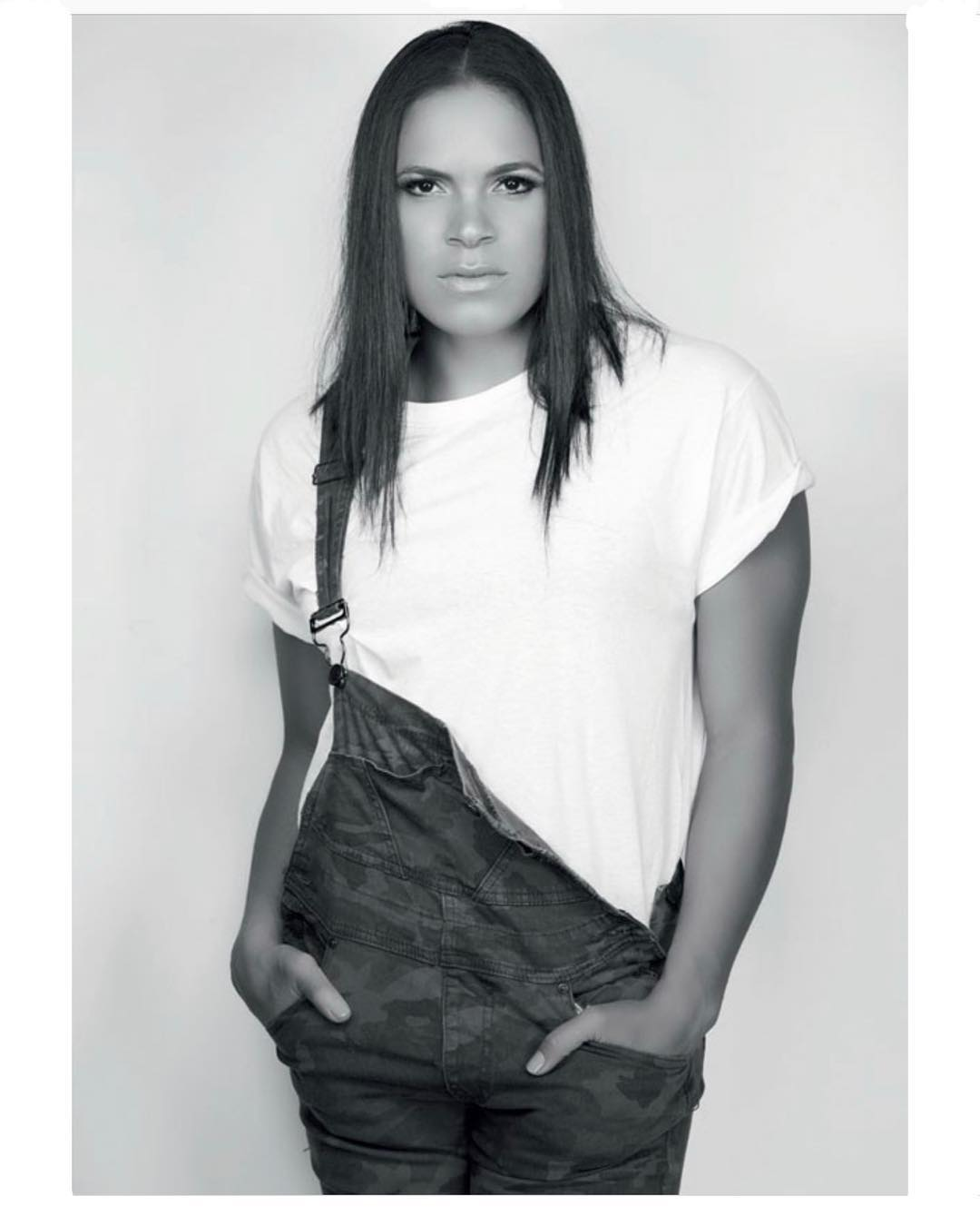 Amanda Nunes Photoshoot Photo