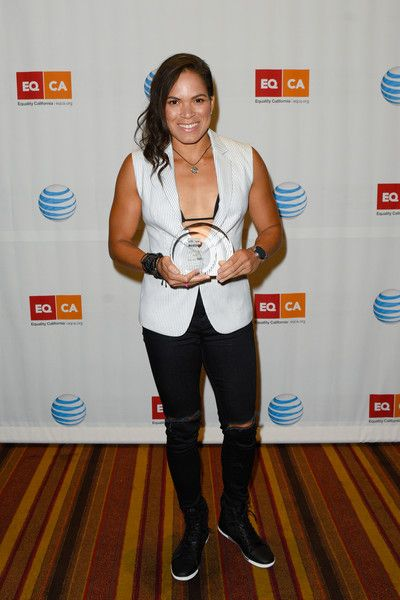 Amanda Nunes on Awards