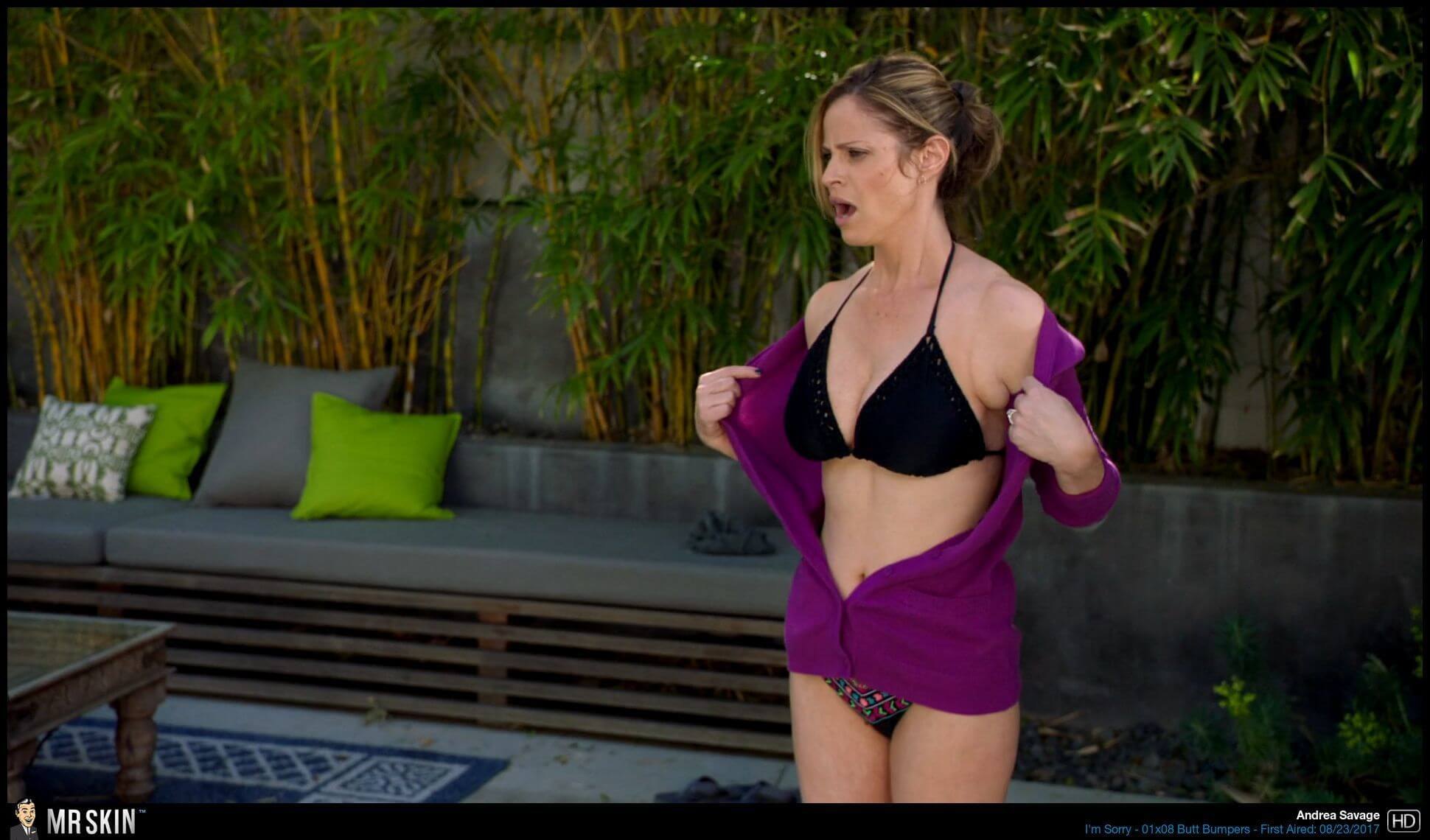 100 Pictures of Andrea Savage Bikini
