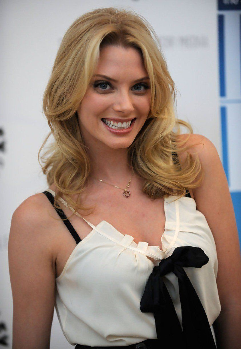 April Bowlby Photoshoot