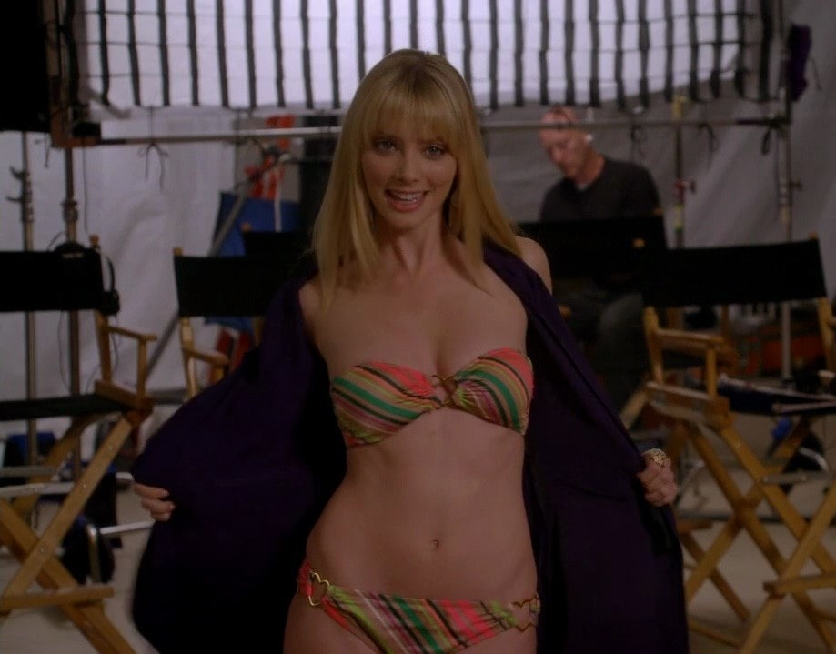 April Bowlby on Bikini