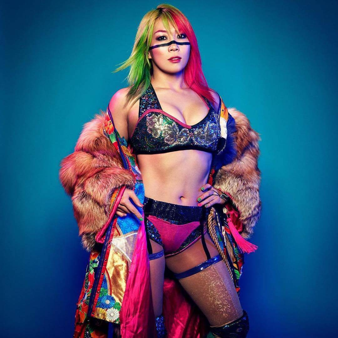 Asuka sexy busty picture (2)