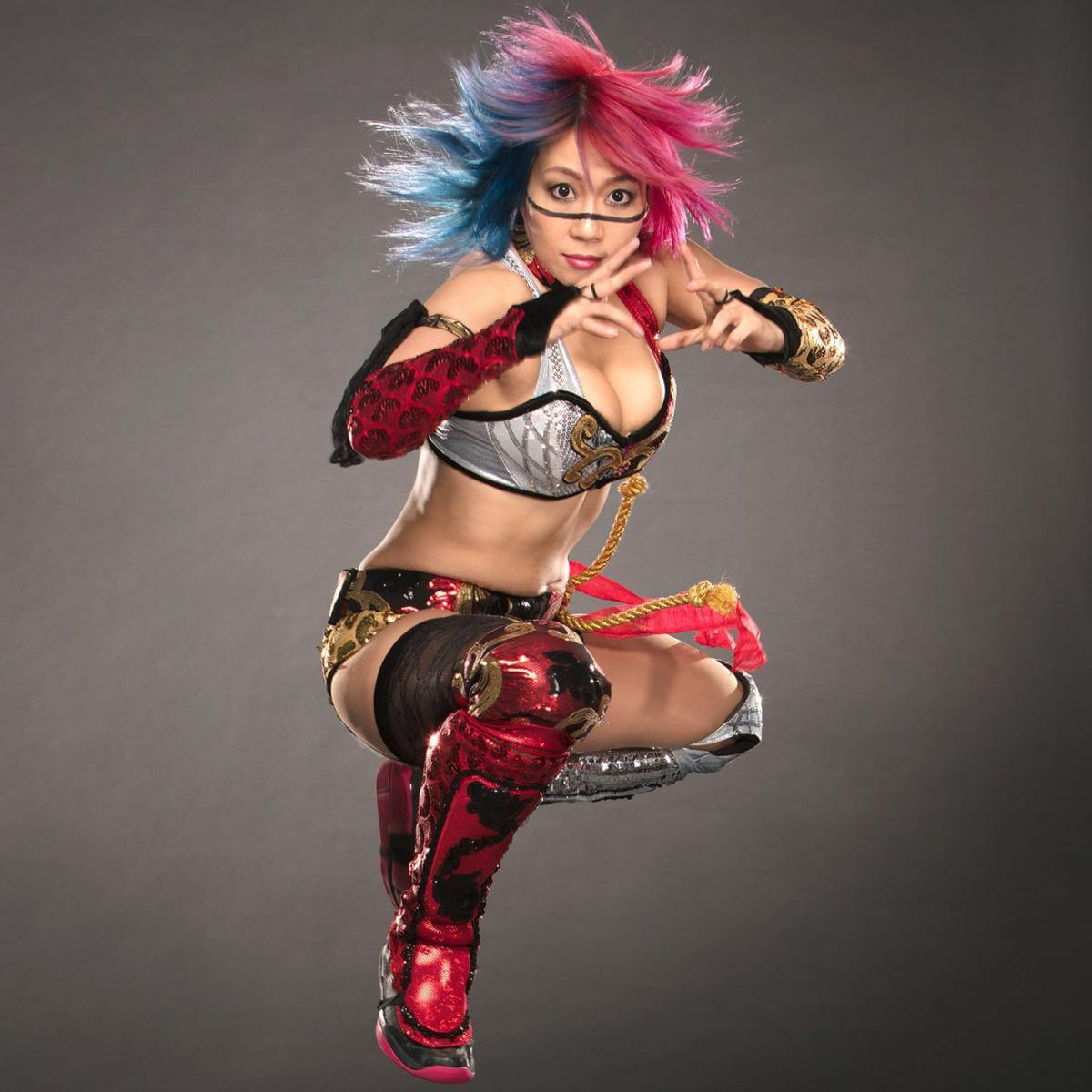 Asuka sexy busty picture