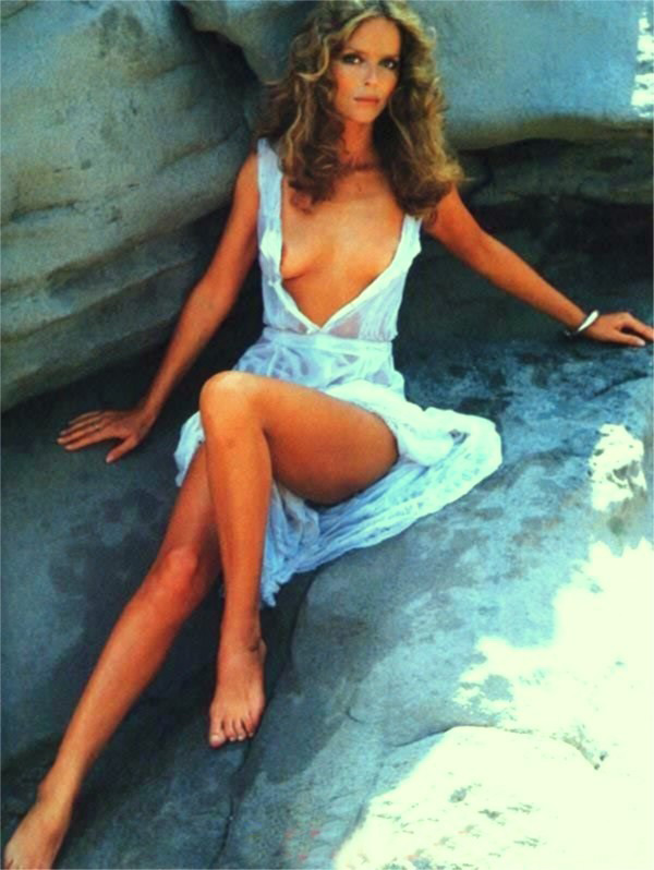 Sneka sexy barbara bach in playboy