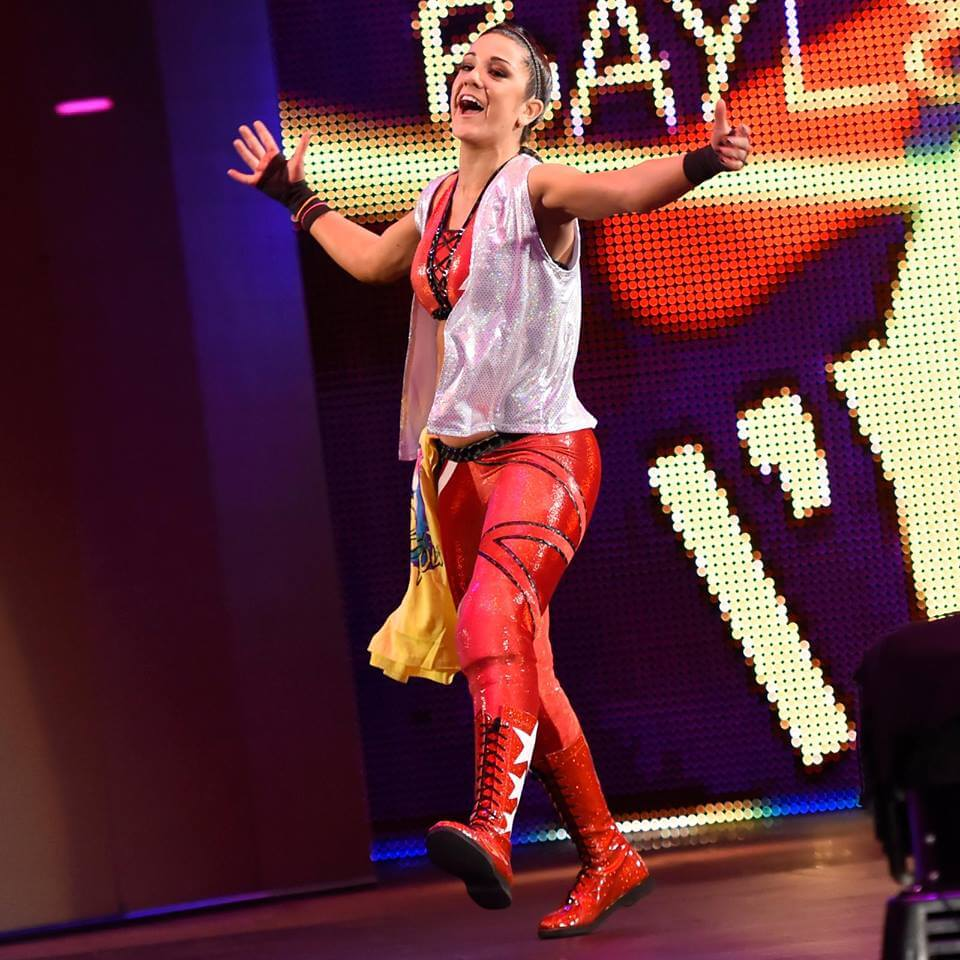 Bayley awesome photos