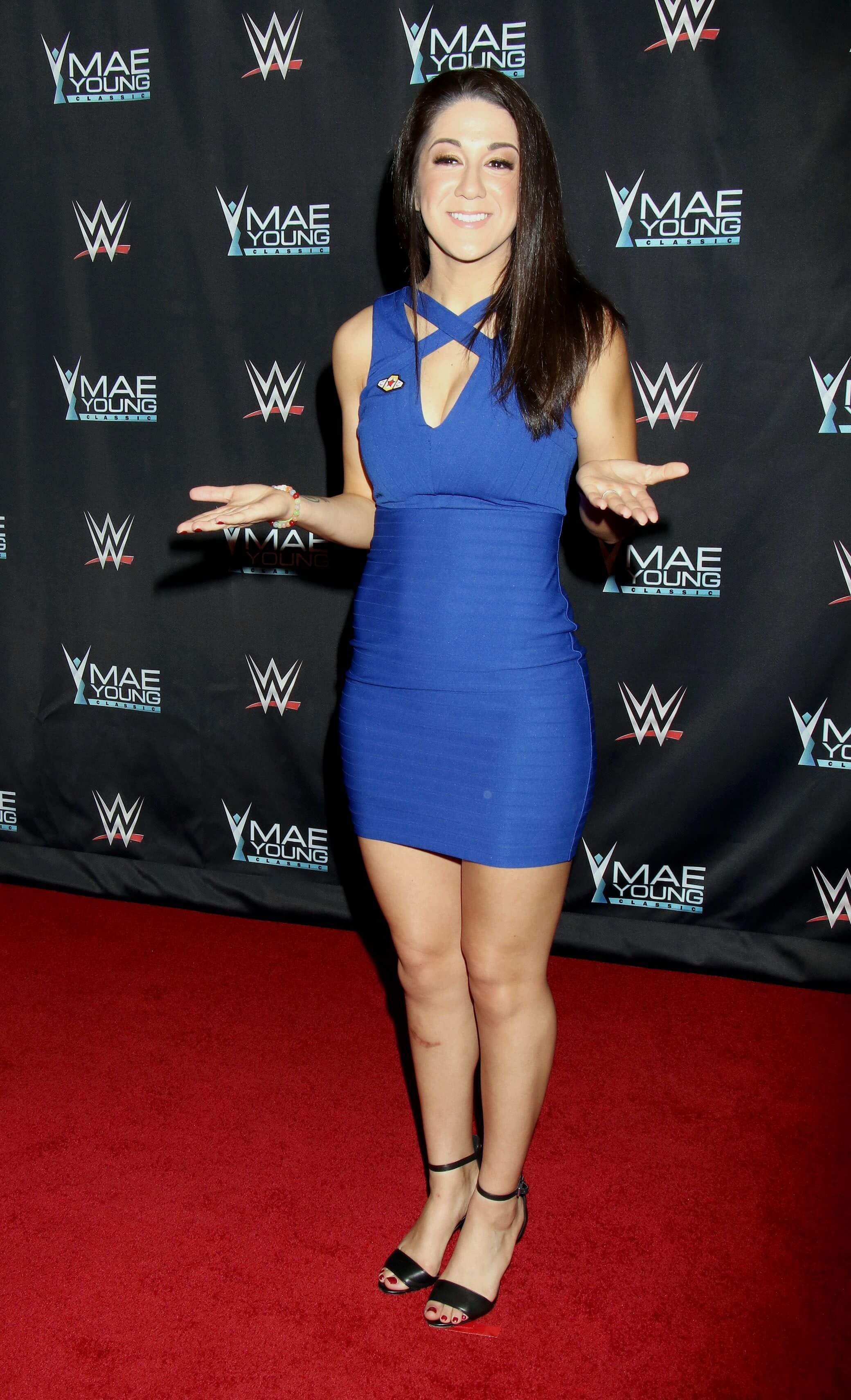 Bayley hot pic