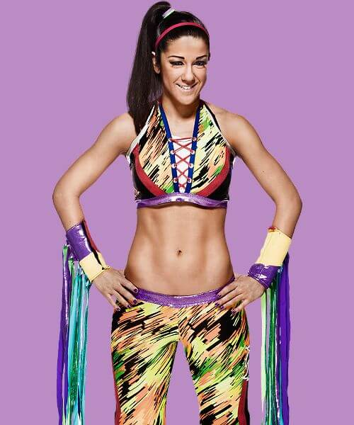 Bayley hot picture
