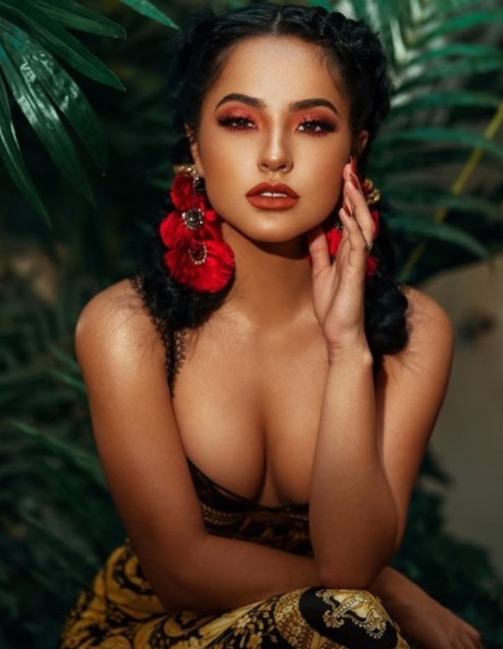 Becky G Sexy Big Boobs Pictures