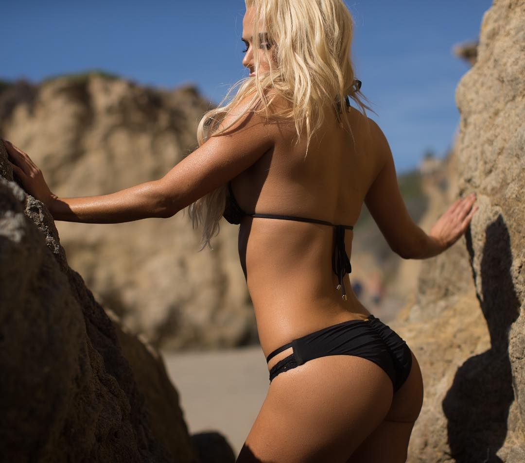 C.J. Perry Sexy Butt