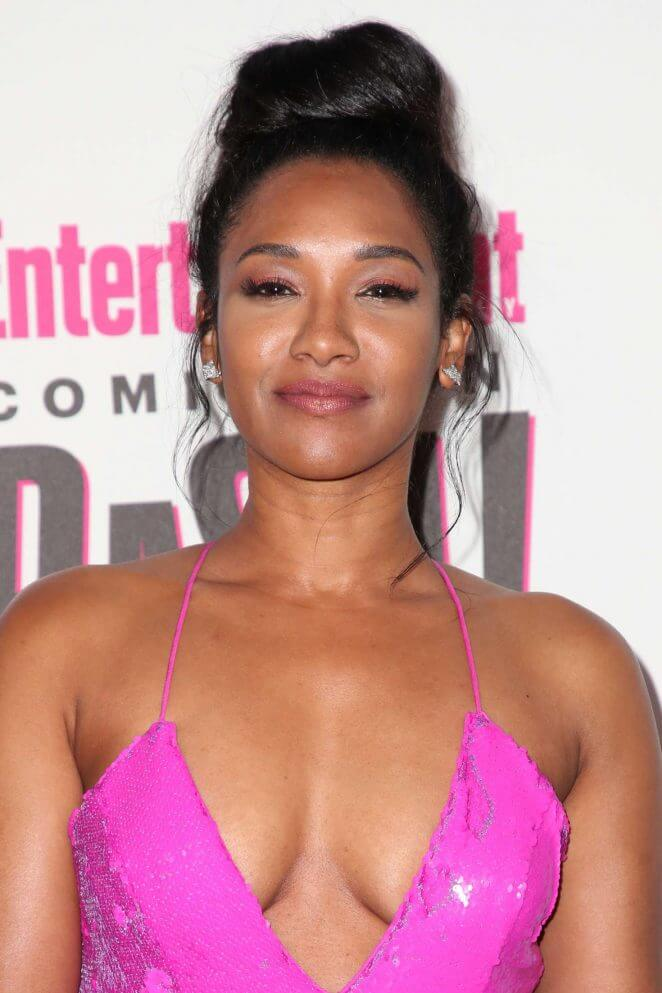 Candice Patton hot busty pic (2)