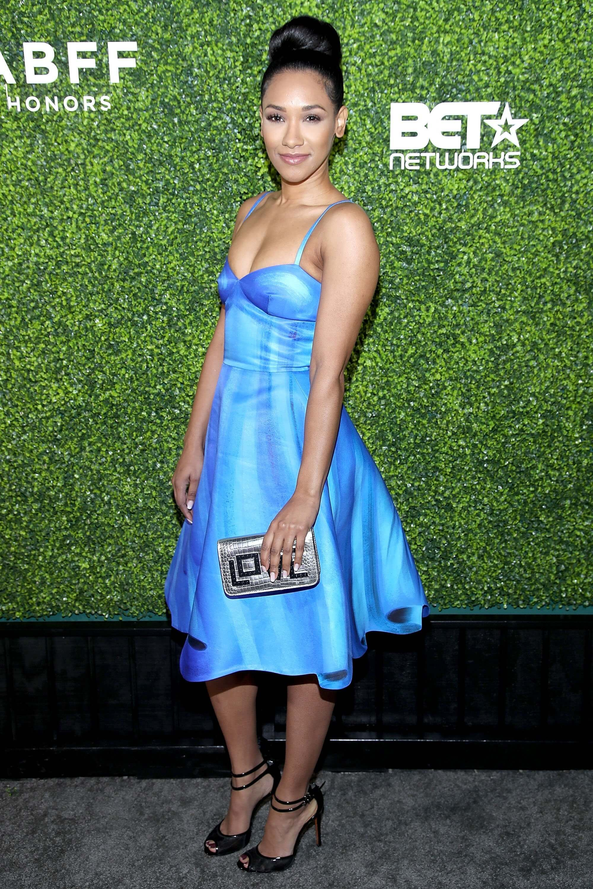 Candice Patton hot busty pic