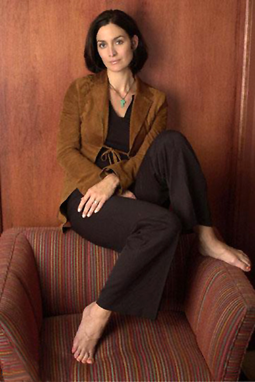 Carrie Anne Moss Photoshoot