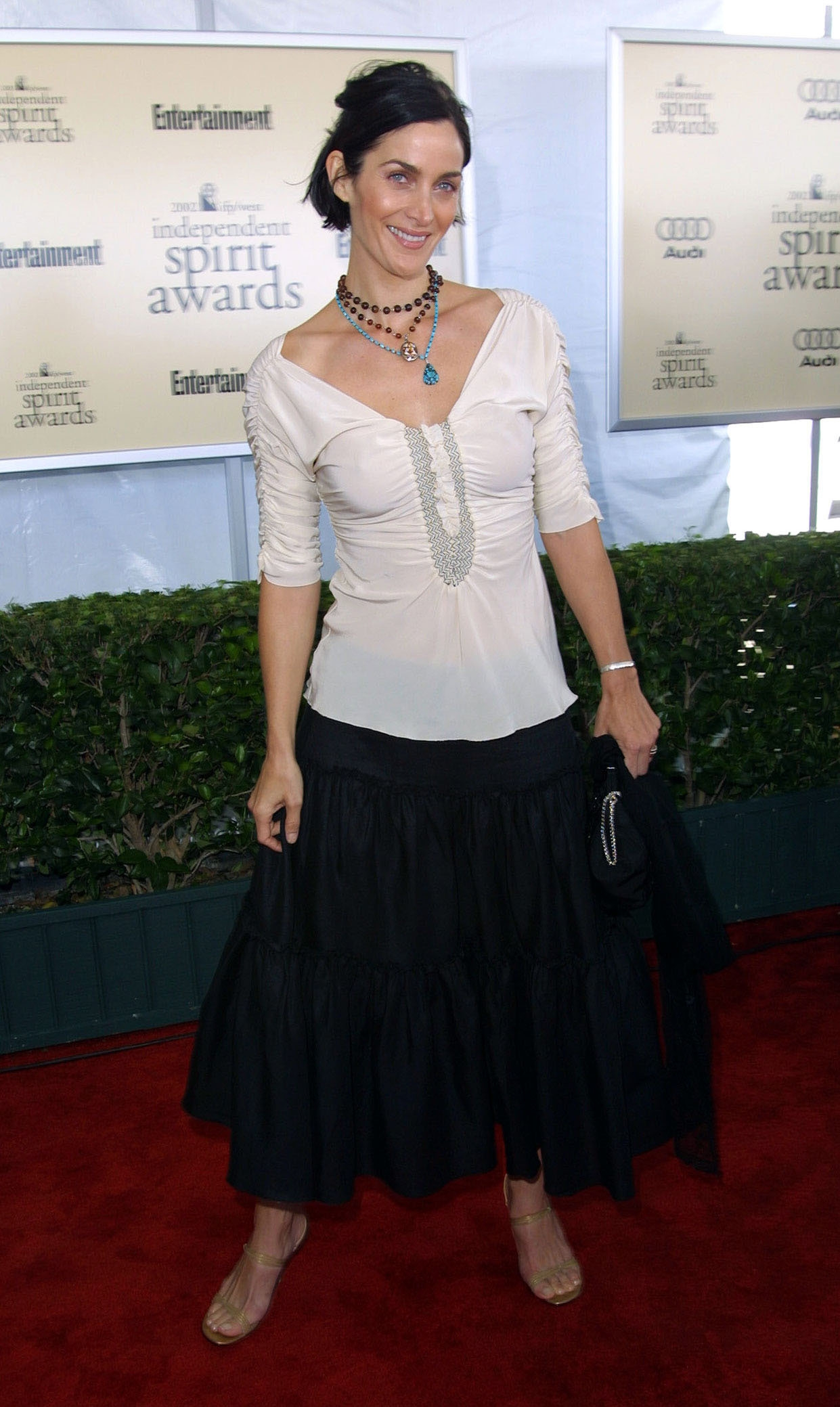Carrie Anne Moss Red carpet