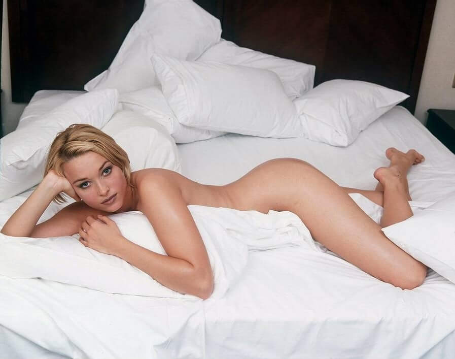 Cecilie Thomsen near nude pic