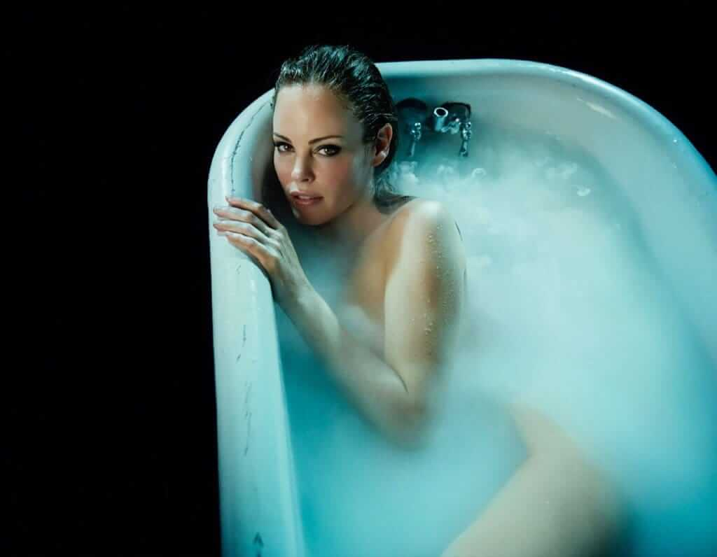 Chandra west nude commit