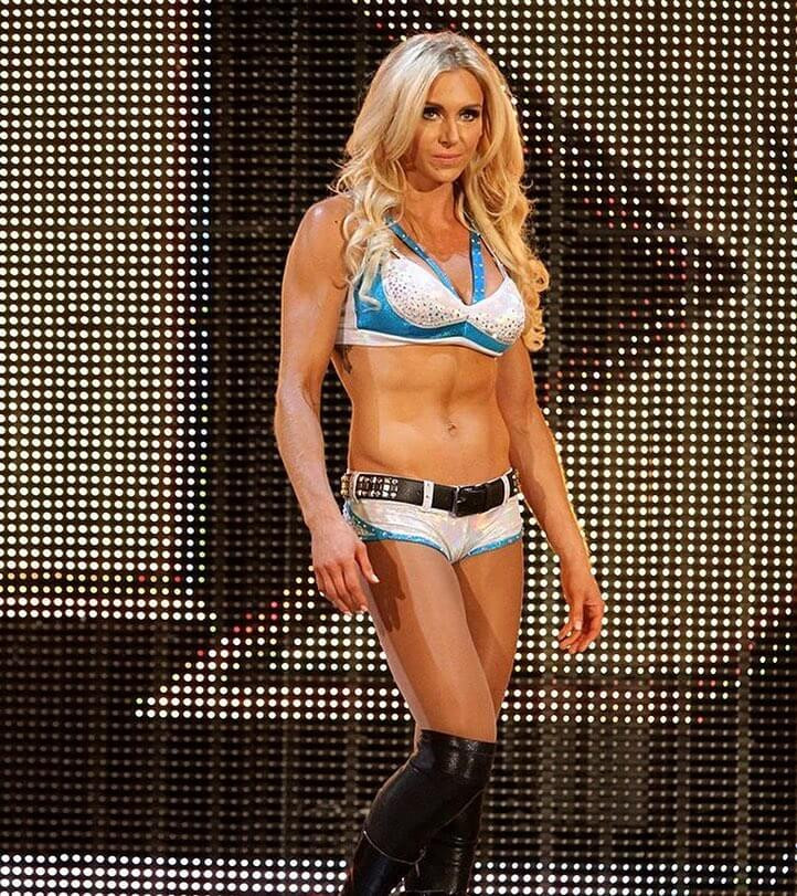 Charlotte Flair awesome legs